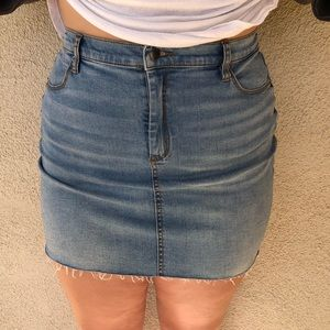 Urban Outfitters Skirts - URBAN OUTFITTERS JEAN SKIRT